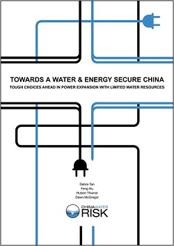 China Water Risk Towards A Water & Energy Secure China